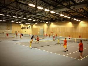 Meld deg på Tennisskolen!